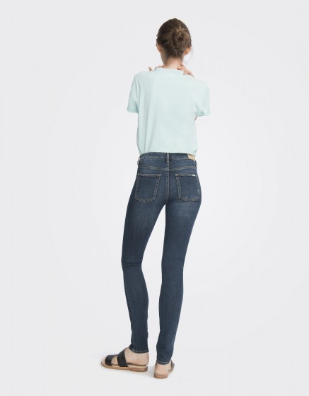 High waist jean Arnel - DENIM B-32