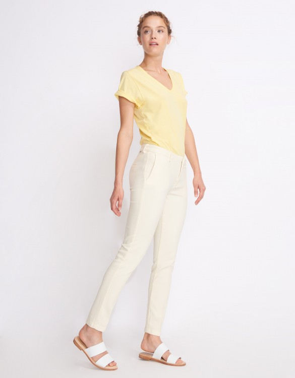 Cigarette Trousers Lizzy Fancy - FLAKE