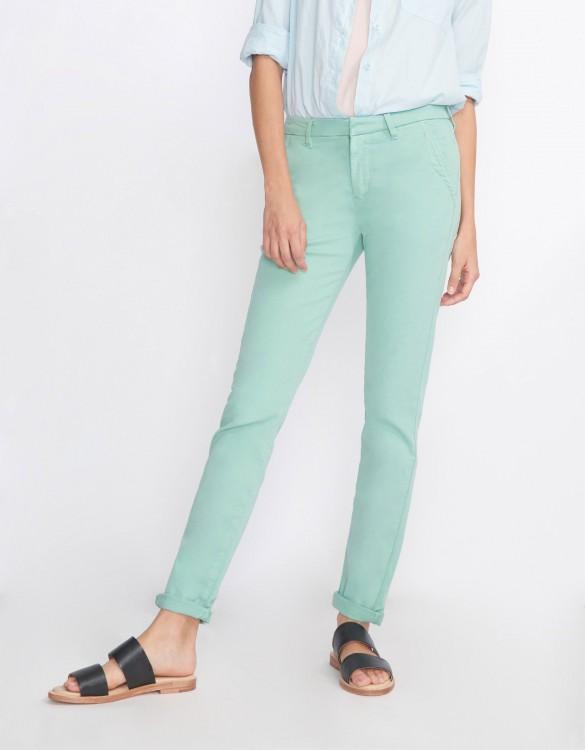 Chino Trousers Sandy Basic 2 - VERT JADE