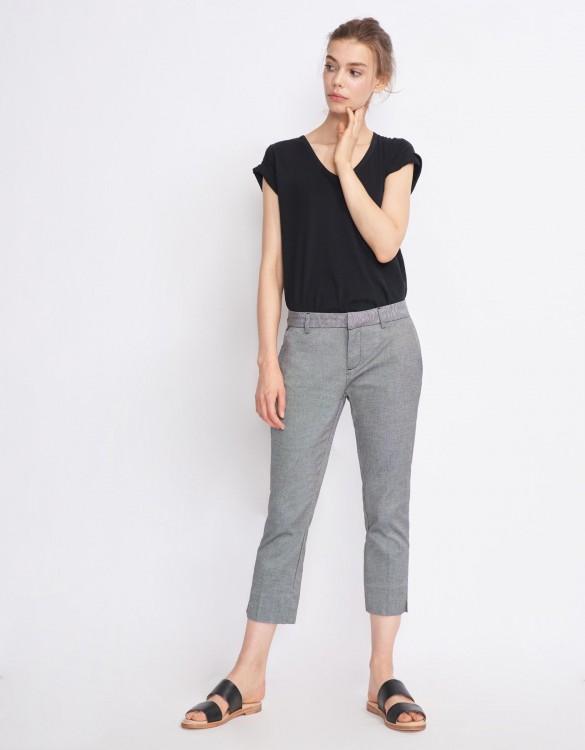 Pantalon cigarette Cropped Laura Fancy - CHESS