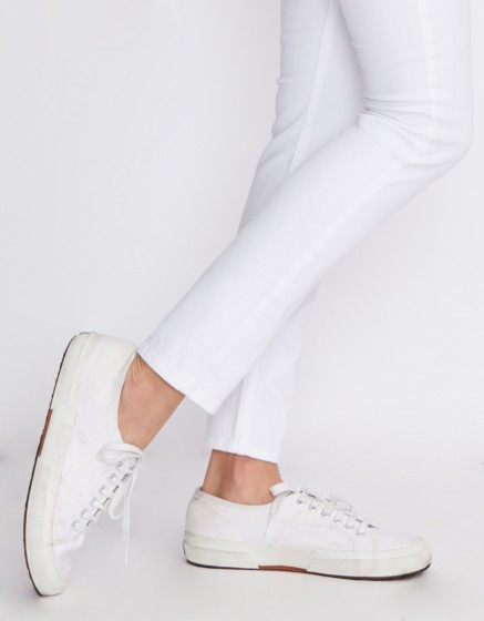 Skinny jean Nelly - DENIM WHITE