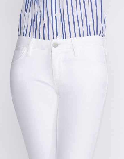 Jean skinny Nelly - DENIM WHITE