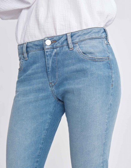 Slim cropped jean Preston - DENIM M-58