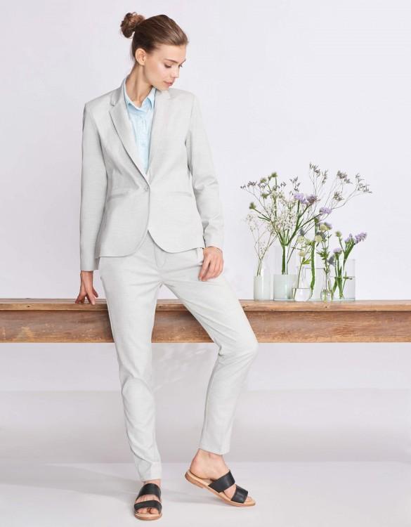 Veste blazer Birkin Fancy - CLOUDY
