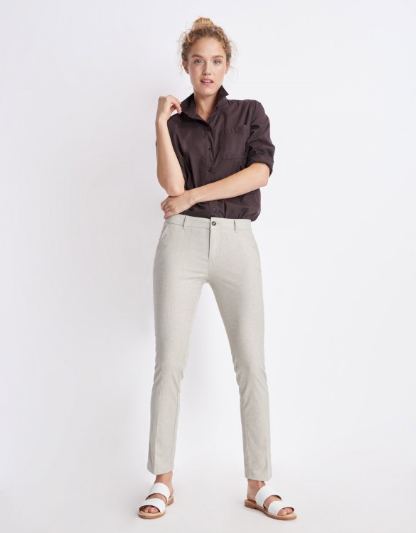 Pantalon chino Sandy Fancy - SQUALL