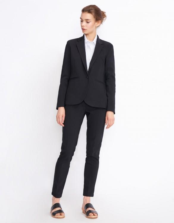 Veste blazer Birkin Color - BLACK