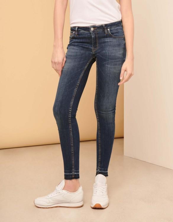 Skinny cropped jean Lily - DENIM M-02