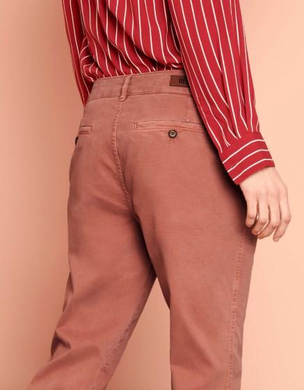 Pantalon chino Scott - AUBURN