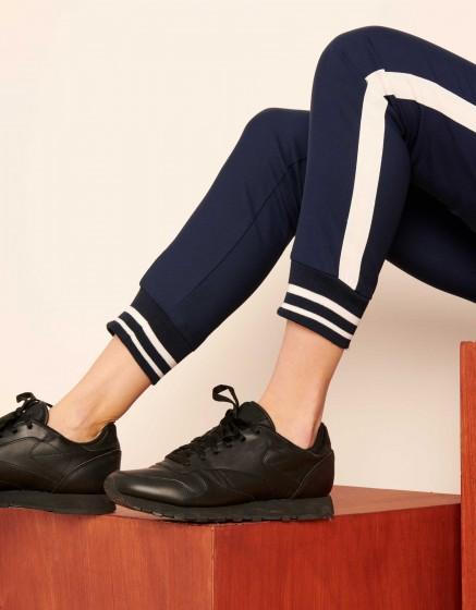Street trousers Elis - NAVY