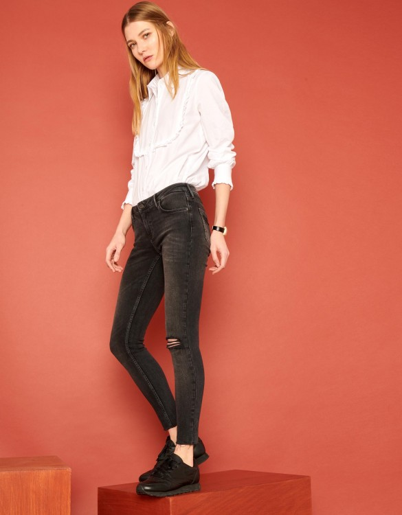 Jean skinny cropped Lily - DNM BL-13
