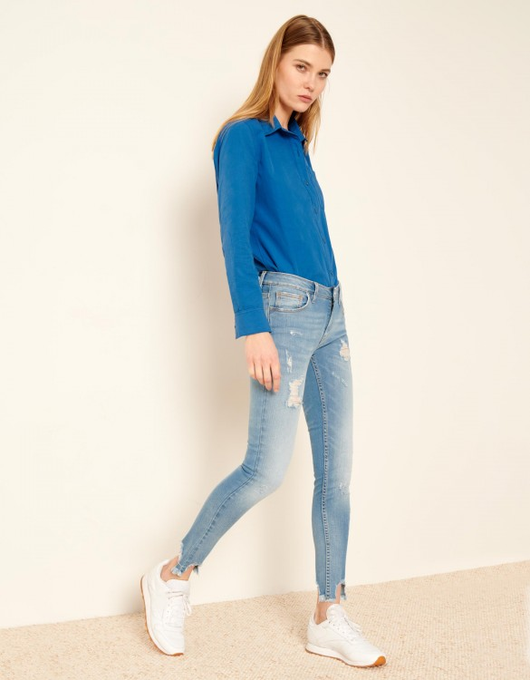 Jean skinny cropped Lily - DNM M-78