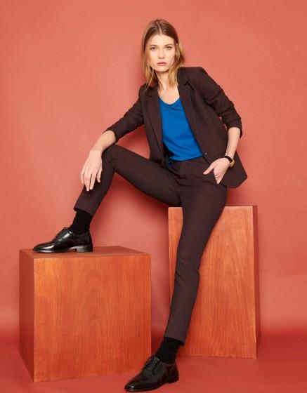 Blazer jacket Blair Fancy - COPPER DOTS