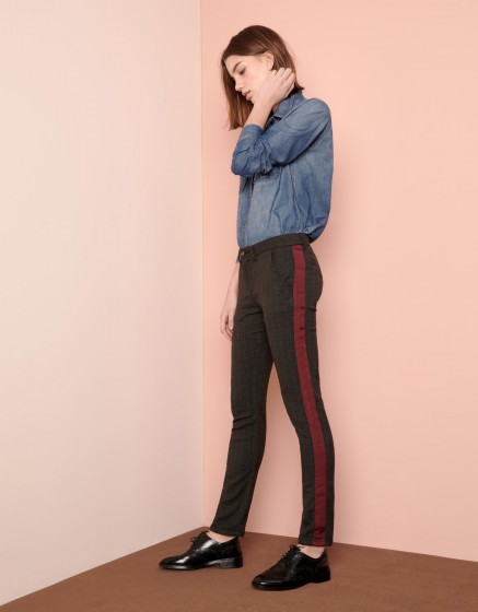 Pantalon chino Sandy Fancy - HERRING CARRY
