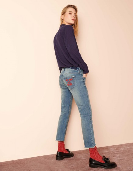 Jean straight cropped Vince Tag - DNM V-51