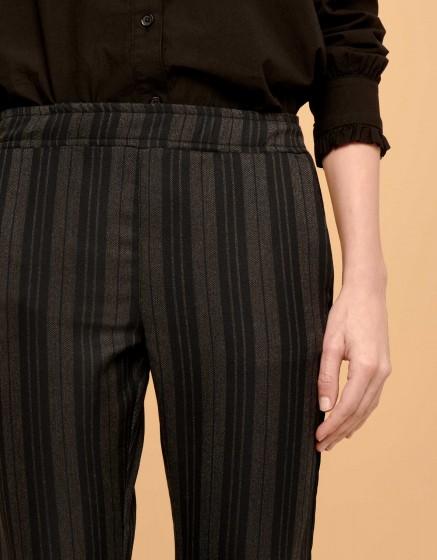 Pantalon street Elvin Fancy - DEEP STRIPES
