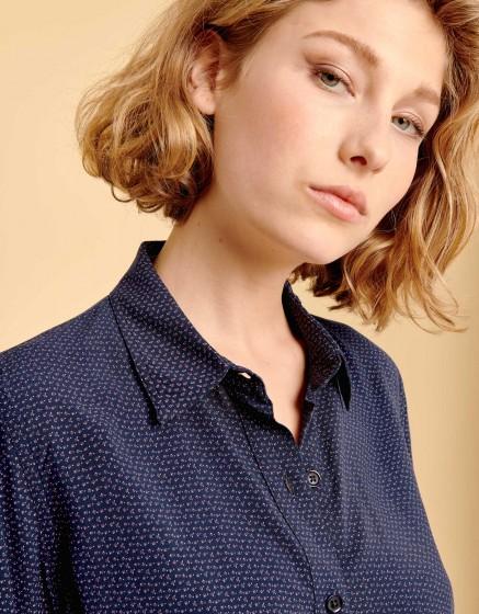 Shirt Carlo Printed - TINY BLOOM