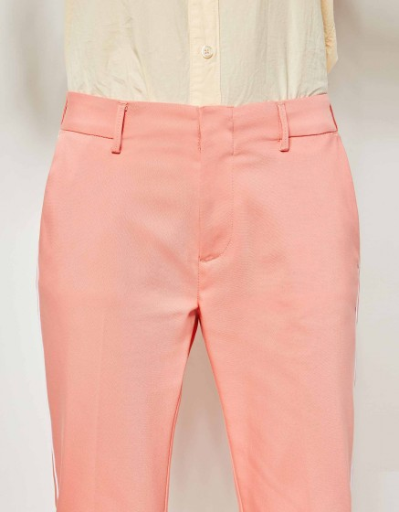 Pantalon Cigarette Lizzy Color - SORBET PIPING