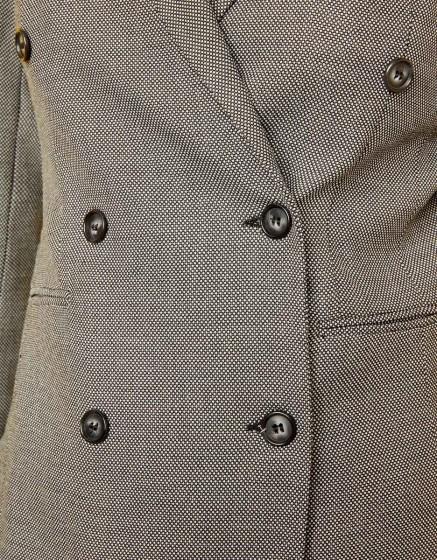Veste blazer Basil Fancy - BLACK MESH