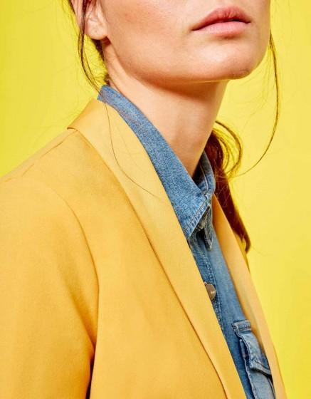 Veste blazer Victoire - SUNFLOWER
