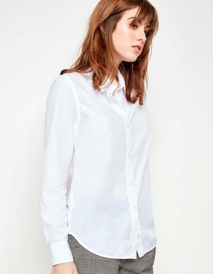 Shirt Carlo Color - WHITE