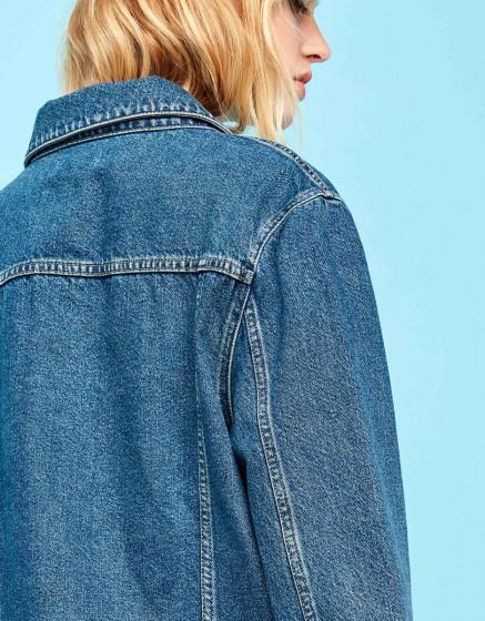 Denim jacket Vicky - DNM B-50