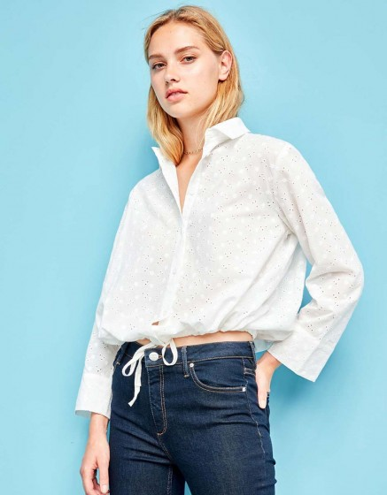 Chemise Charly - OFF WHITE