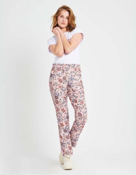 Street trousers Edwin Printed - POUDRE FLOW