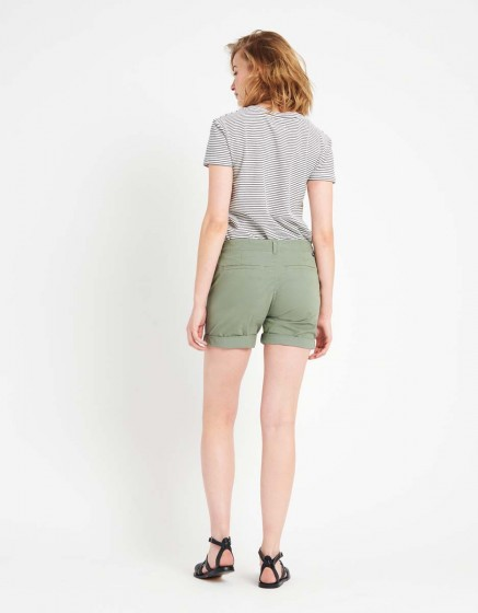 Short Stacy Color - MINERAL