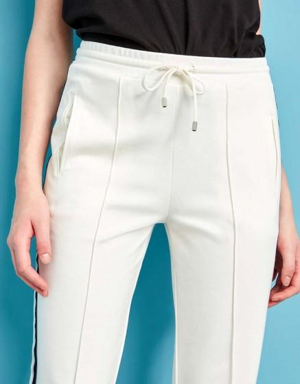 Pantalon street John Herring - WHITE