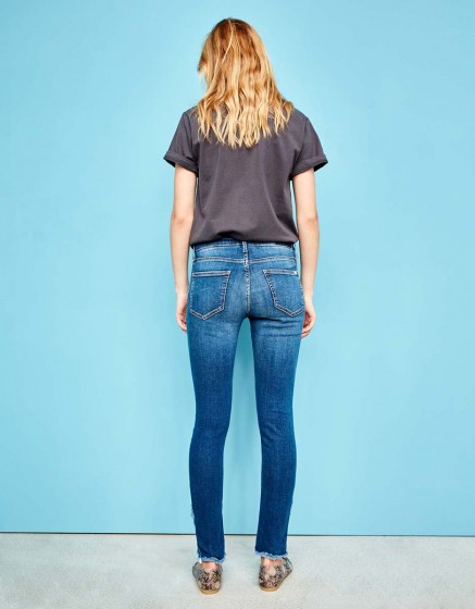 Skinny cropped trousers Lilo - DNM B-22