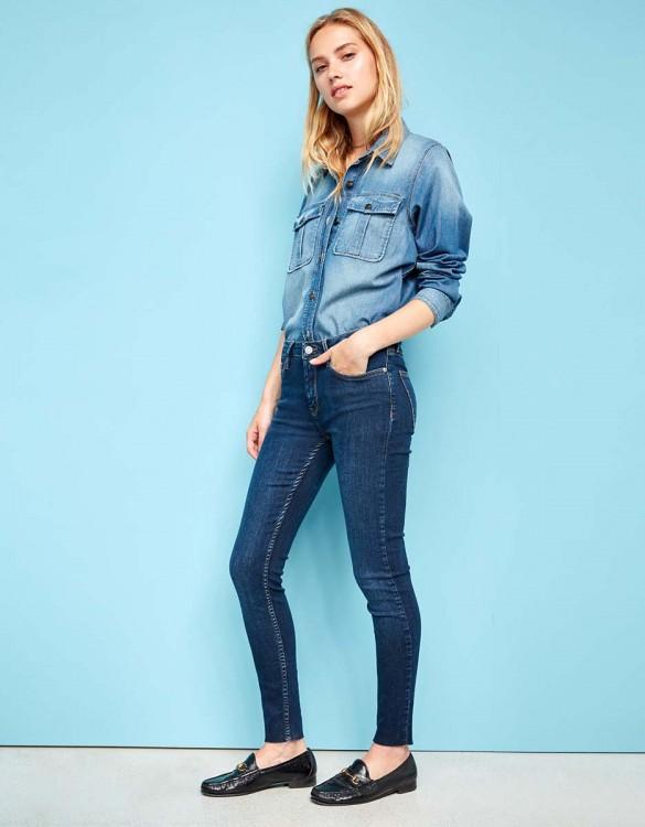 Skinny cropped jean Lily - DNM B-20