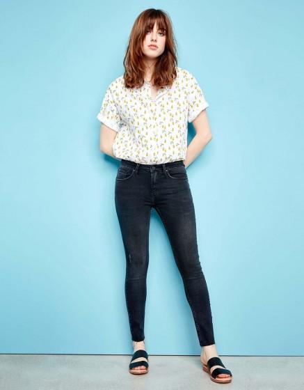 Skinny cropped jean Lily - DNM BL-13