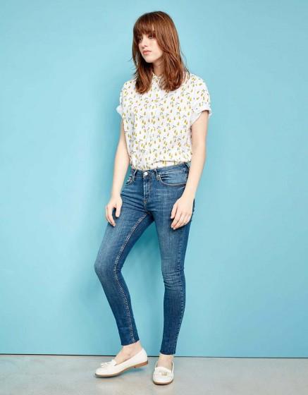 Skinny cropped jean Lily - DNM V-60