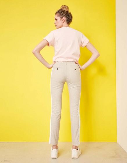 Pantalon chino Sandy Fancy - HERRING TILES