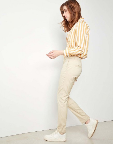 Pantalon cigarette Lizzy Fancy - RAFIA