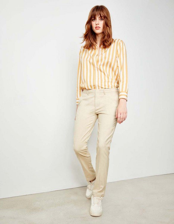 Cigarette Trousers Lizzy Fancy - RAFIA