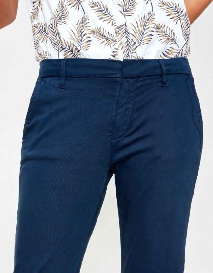 Pantalon chino Sandy - DARK NAVY
