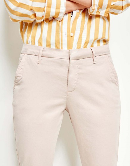 Chino Trousers Sandy - ALMOND
