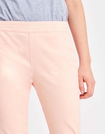 Street trousers Elton - POUDRE