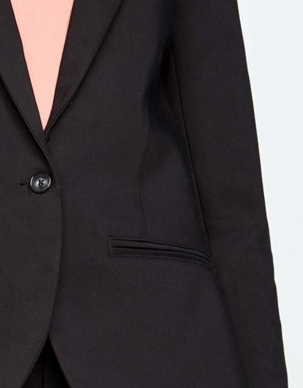 Veste blazer Blair Boho - BLACK