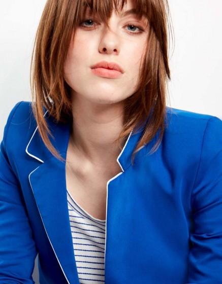 Blazer Blair Color - NAUTICAL BLUE