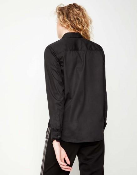 Shirt Carlo Fold - BLACK