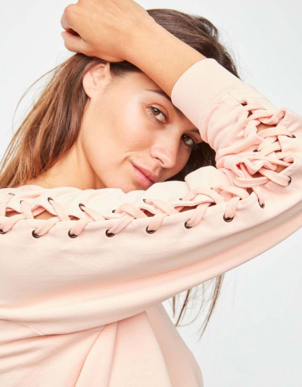 Pearly Rope sweat - SORBET
