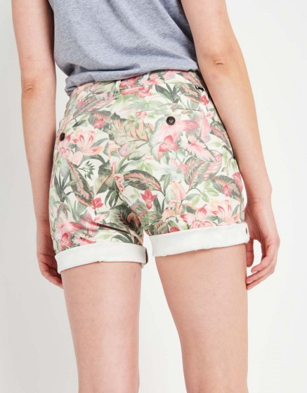 Short Selena Printed - BAY FLOWER