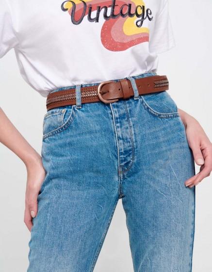 Belt Alix - COGNAC