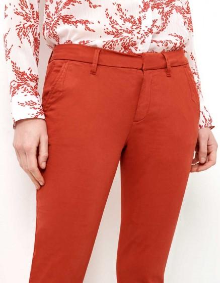 Chino Trousers Sandy - SAFRAN