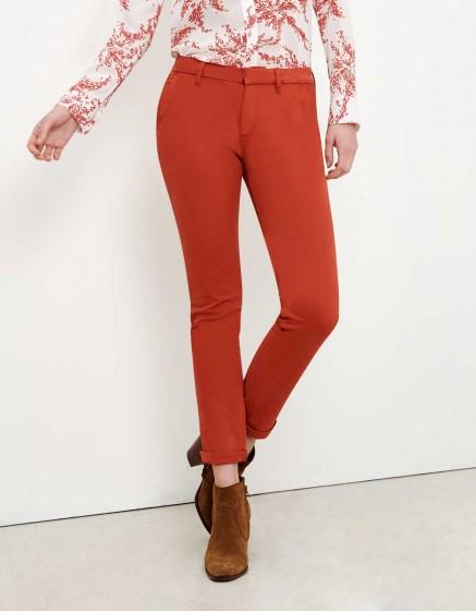 Pantalon chino Sandy - SAFRAN