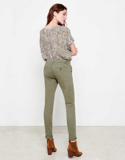 Chino Trousers Sandy - SAUGE