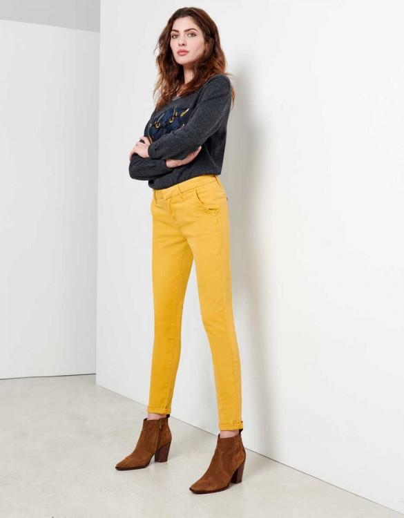 Pantalon chino Sandy - POLLEN