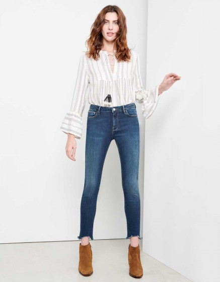 Skinny cropped jean Lily - DNM M-102